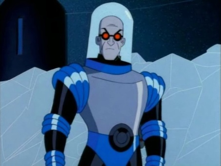 Image result for batman mister freeze