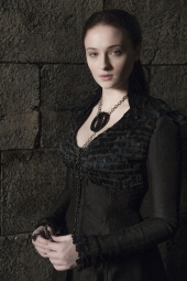 Sophie Turner as Sansa Stark, 2014