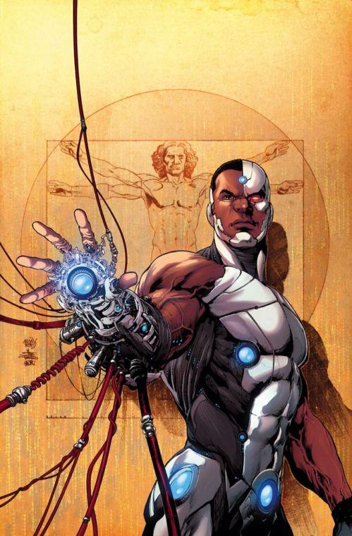 Cyborg 1 large