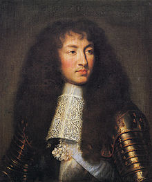One of the many rulers of France named Louis. You get the joke here, right?